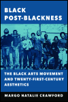 link to catalog page, Black Post-Blackness