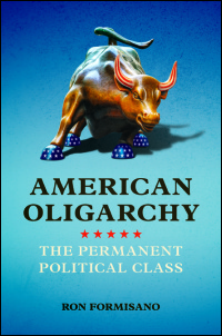 American Oligarchy - Cover