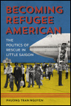 link to catalog page, Becoming Refugee American