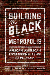 Building the Black Metropolis - Cover