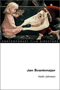 Cover for Johnson: Jan Švankmajer. Click for larger image