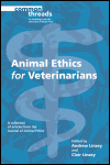 link to catalog page, Animal Ethics for Veterinarians