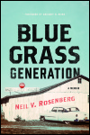 link to catalog page, Bluegrass Generation