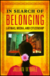 link to catalog page, In Search of Belonging