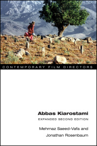 Cover for SAEED-VAFA: Abbas Kiarostami: Expanded Second Edition. Click for larger image