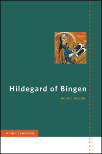 Cover for MECONI: Hildegard of Bingen. Click for larger image
