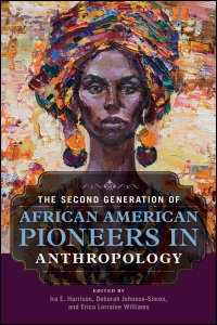 Cover for HARRISON: The Second Generation of African American Pioneers in Anthropology. Click for larger image
