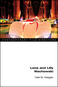 Cover for KEEGAN: Lana and Lilly Wachowski. Click for larger image