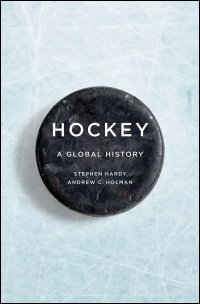 Cover for HARDY: Hockey: A Global History. Click for larger image