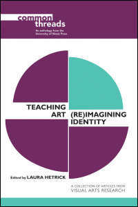 Cover for HETRICK: Teaching Art, (Re)Imagining Identity. Click for larger image