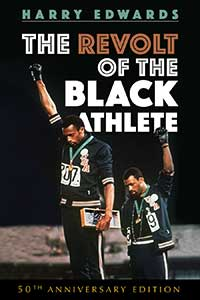 The Revolt of the Black Athlete - Cover