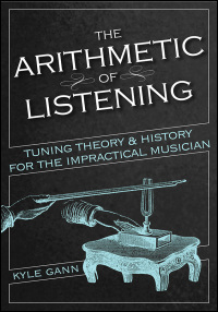 The Arithmetic of Listening cover