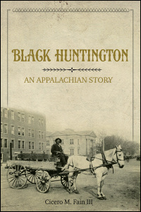 Black Huntington - Cover