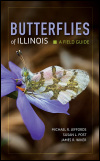 link to catalog page JEFFORDS, POST, & WIKER, Butterflies of Illinois