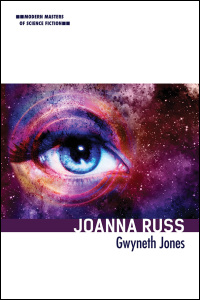 Cover for JONES: Joanna Russ. Click for larger image