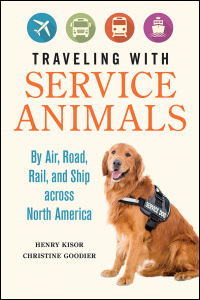 Traveling with Service Animals - Cover