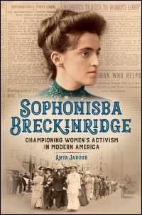 Sophonisba Breckinridge - Cover