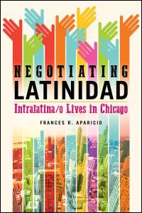 Negotiating Latinidad - Cover