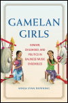 link to catalog page, Gamelan Girls
