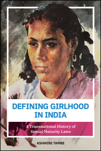 Defining Girlhood in India - Cover