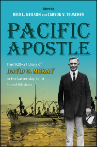 Pacific Apostle - Cover