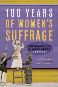 100 Years of Women's Suffrage - Cover