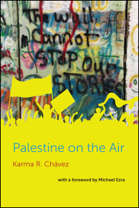 Palestine on the Air - Cover
