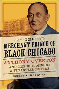 The Merchant Prince of Black Chicago - Cover