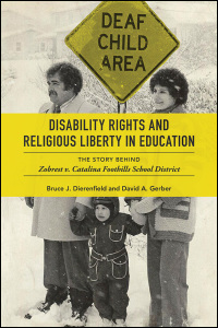Disability Rights and Religious Liberty in Education - Cover