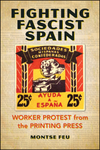 Fighting Fascist Spain - Cover