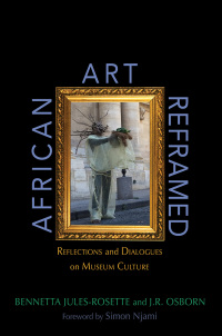 African Art Reframed - Cover