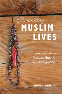 Remaking Muslim Lives - Cover