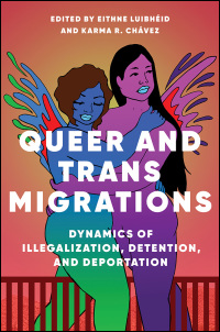 Queer and Trans Migrations - Cover