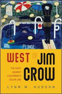 West of Jim Crow - Cover