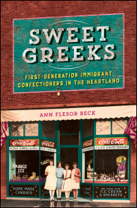Sweet Greeks - Cover