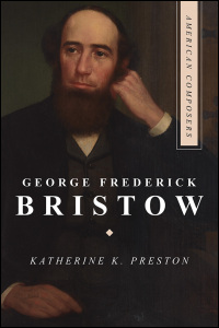 Cover for Preston: George Frederick Bristow. Click for larger image