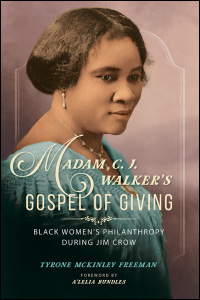Madam C. J. Walker's Gospel of Giving - Cover
