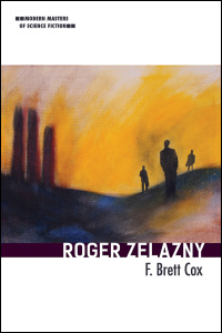 Cover for COX: Roger Zelazny. Click for larger image