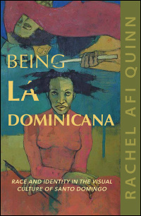 Being La Dominicana - Cover