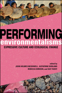 Performing Environmentalisms cover