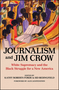 Journalism and Jim Crow - Cover