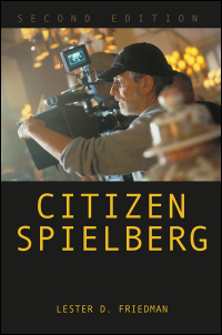 Citizen Spielberg - Cover