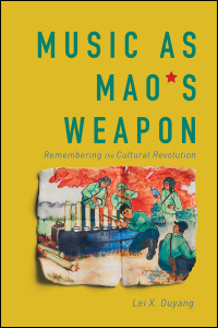Music as Mao's Weapon - Cover