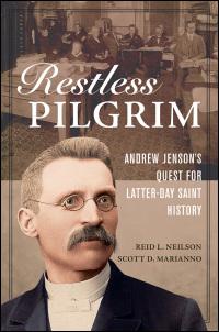 Restless Pilgrim cover
