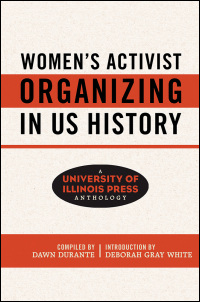 Women's Activist Organizing in US History cover