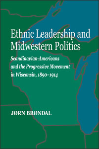 Ethnic Leadership and Midwestern Politics - Cover