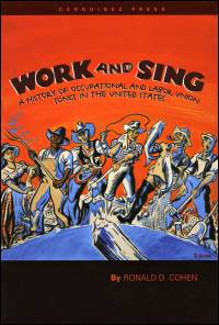Work and Sing - Cover