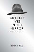Alt text for Charles Ives in the Mirror cover