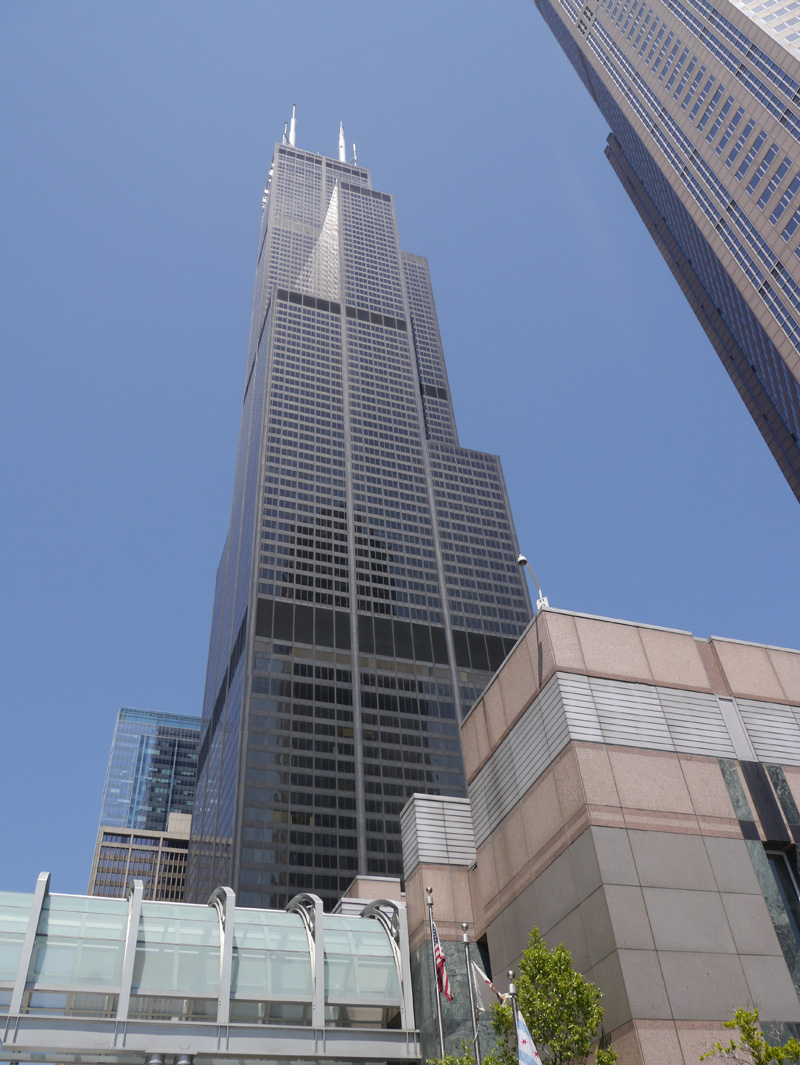 Willis Tower World Trade Center One World Trade Center The