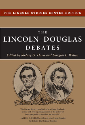 a look into the lincoln douglas debates In the seven lincoln-douglas debates  but if you see something that doesn't look  the vicious guerilla war in missouri spills over into.